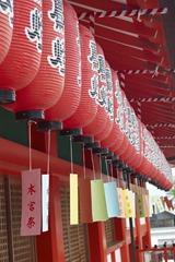 Fushimi Inari Shrine Lanterns