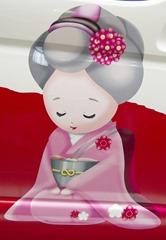 Geisha Bus !