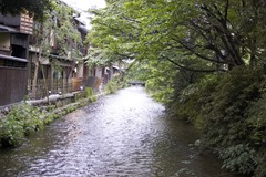 Shirakara Canal