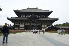 Big Buddhas House (Todai-ji Temple)