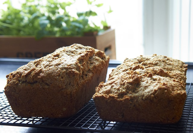 Freshly Made Wheaten Bread