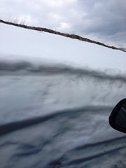 Snow Wall!