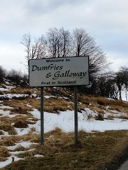 Welcome to Dumfries & Galloway!
