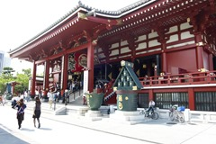 Sensoji Temple - Asakusa