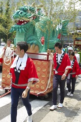 Parade in Ginza