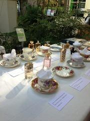 Perfume Table