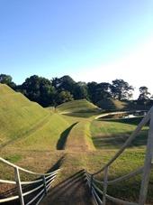 Charles Jencks Mounds