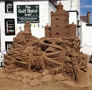 Pretty Impressive Sandcastle