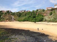 Crail Beach
