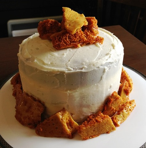 Honeycomb Layer Cake