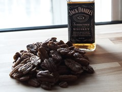 The never ending bottle of Jack Daniels and Pecans