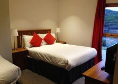 Portavadie Lodge Bedroom