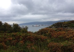 Loch Fyne and Tarbert Ferry