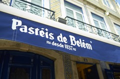 Where the Pasteis de Nata was born!