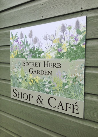 The Secret Herb Garden