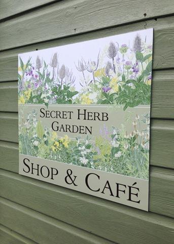 The Secret Herb Garden