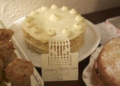 Whisky Toddy Cake
