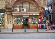 The Oldest Turkish Delight Shop in Istanbul