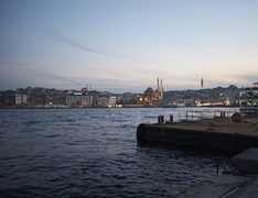 View over Old Istanbul