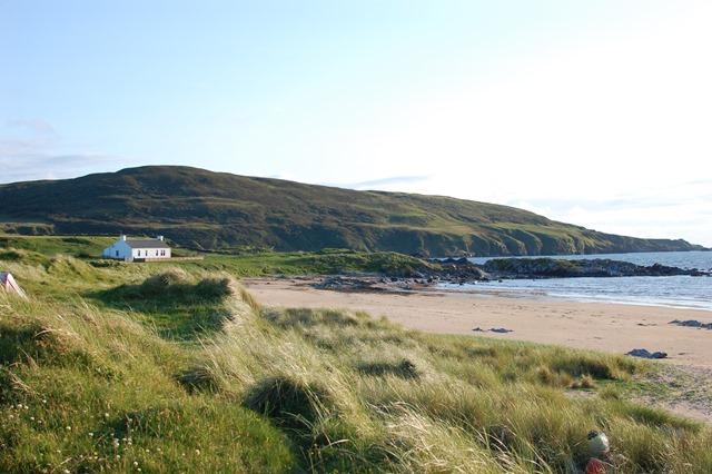 Kintra Farm beach, Islay
