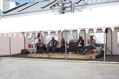 Music and Dancing at Lagavulin