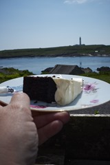 Cake with a view!