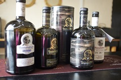 Our tasting drams!
