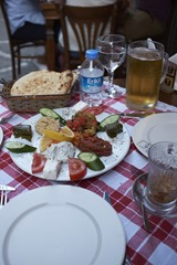 Our Turkish Meal
