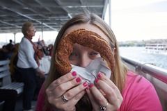 Simit on the Ferry