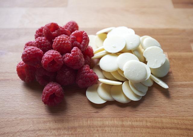Raspberries & White Chocolate