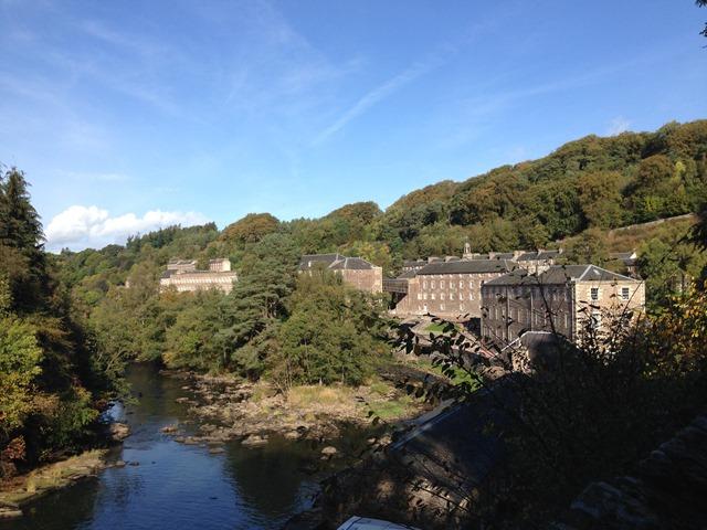 New Lanark Mill