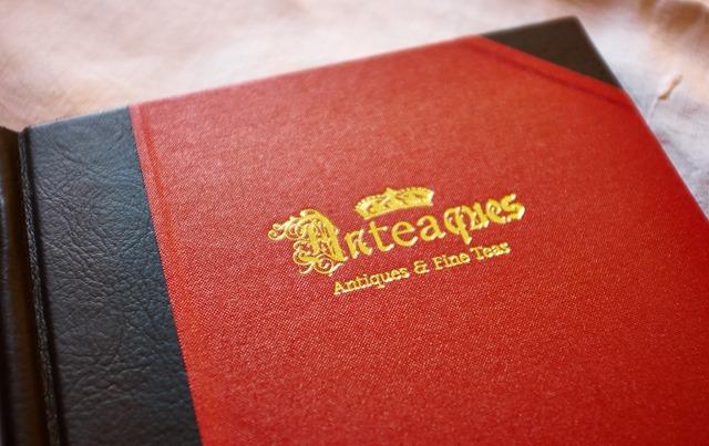The Anteaques Tea Bible