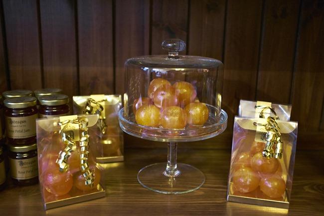 Crystallised Fruit