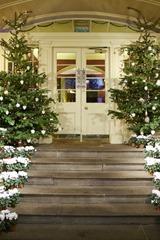 Festive Entrance
