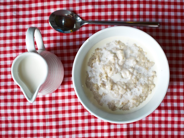 Creamy Plain Porridge