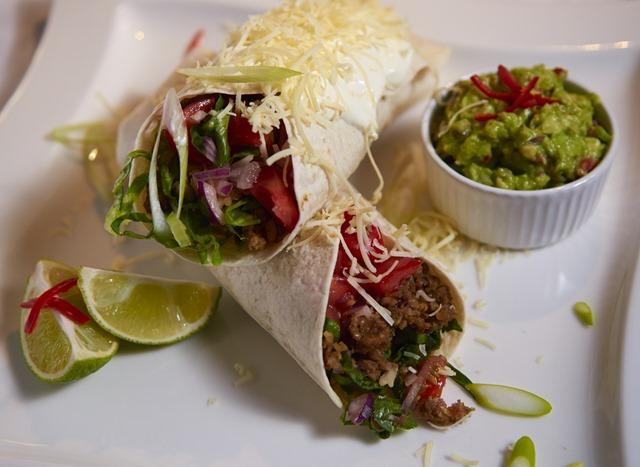 Haggis Burrito