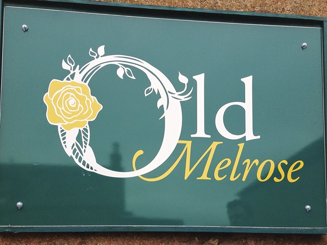 Old Melrose Tea Room